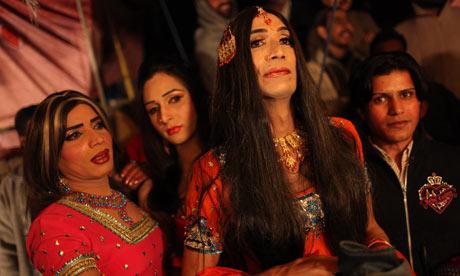 Pakistan's transgender minority finds its voice