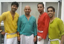 Sholay Dancing Debut at Queens Pride