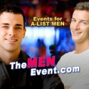 Network with Other Gay Men – The Men Event