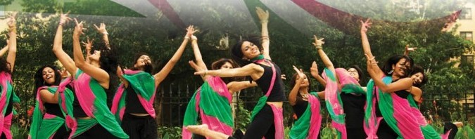Dhoonya Dance flashmob on July 30 in Bowling Green Park