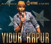 Vidur Kapur at Gotham Comedy Club on Aug 7th