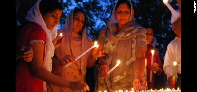 Vigil This Evening in Remembrance of Wisconsin Sikh Gurdwara massacre
