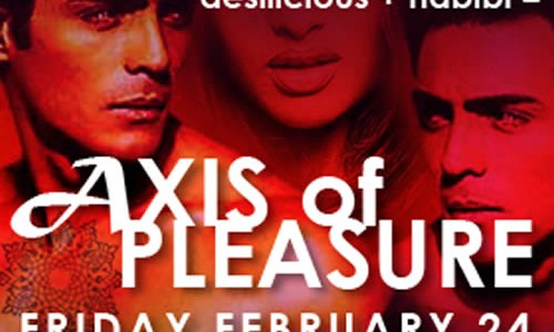 Axis of Pleasure | February 24 2006
