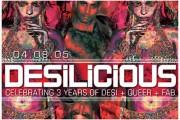 Desilicious 3rd Anniversary | April 8 2005
