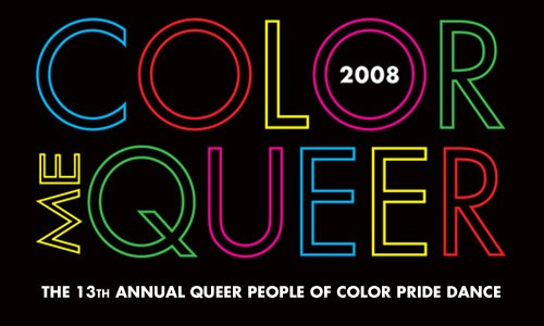 Color Me Queer 2008