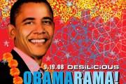 Desilicious Obamarama! | September 19 2008