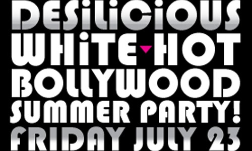 White Hot Bollywood Summer Party | July 23 2010