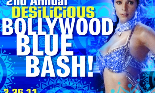 2nd Annual Bollywood Blue Bash | February 26 2011
