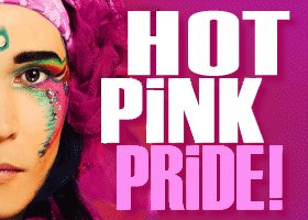 Desilicious Hot Pink Pride! | June 22 2012