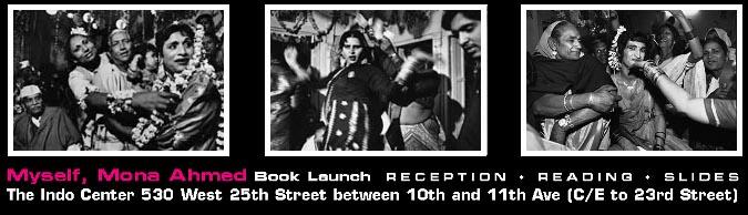 Book launch – Myself, Mona Ahmed