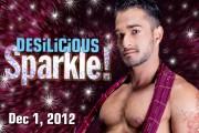 DESILICIOUS SPARKLE | DECEMBER 1 2012