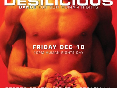 Dance for our human rights | December 10 2004