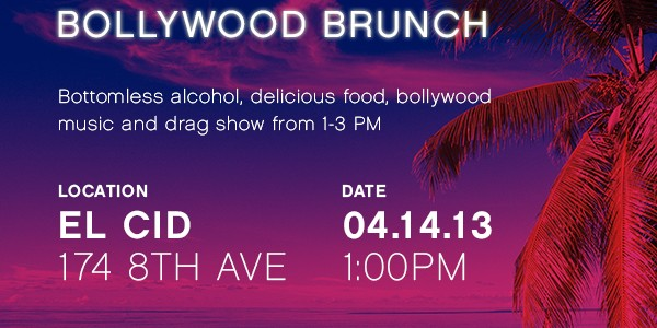 Mumbai2Miami Layover in NYC Bollywood Brunch