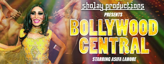 Bollywood Central London with Sholay Productions and Asifa Lahore