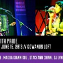 Party with Pride on June 15th and Support Astrea Foundation