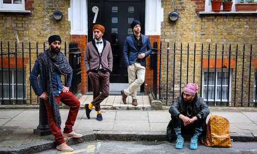 Sikhs in Style