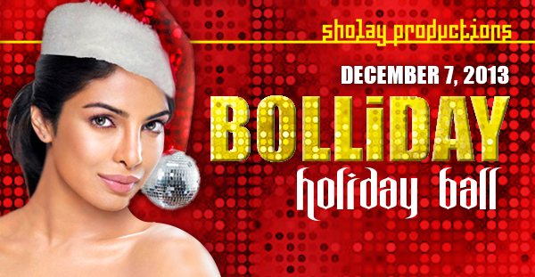 Desilicious Bolliday Holiday Ball