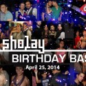 Sholay's Desilicious Birthday Bash on April 25th