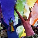 Pics from Delhi's Sixth Annual Pride March