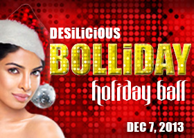 Desilicious Bolliday Holiday Ball | Dec 7, 2013