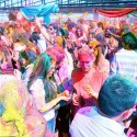 Celebrate HOLI on the Hudson in NYC on March 22nd