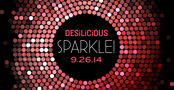 Desilicious Sparkle on September 26th w/ Guests Asifa Lahore, DJ RuBot and Shazad