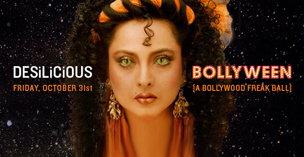 Don't Miss Bollyween on October 31st!