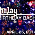 Sholay Birthday Bash | April 25 2014