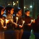 Vigil for Peshawar Victims of Taliban Attack