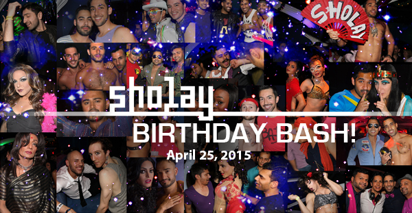 Happy Birthday Sholay! April 25, 2015