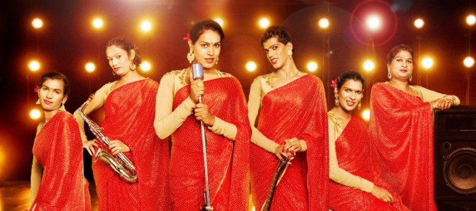 "India's First Transgender Band Gets ""Happy"""
