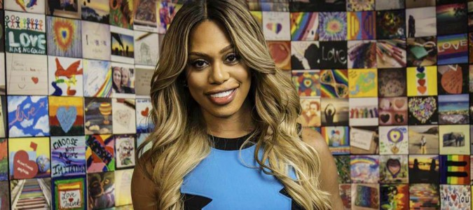 "Laverne Cox on MSNBC: ""We are not safe in this country"""