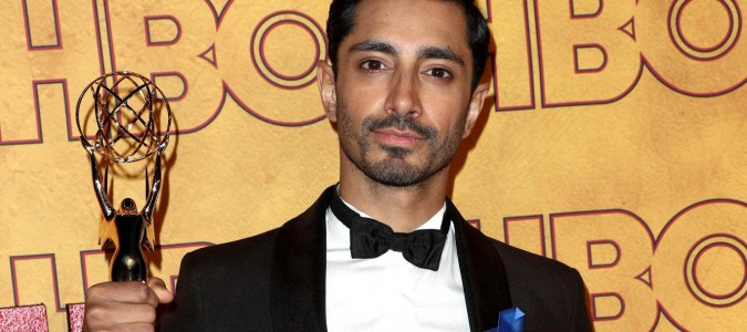 We ♥ You Riz—First Desi Leading Actor to Win an Emmy!