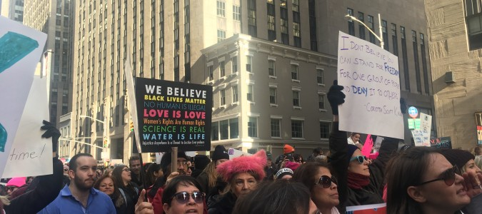 Our Women's March NYC Album