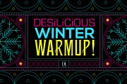 DESILICIOUS WINTER WARMUP! | JAN 27, 2018