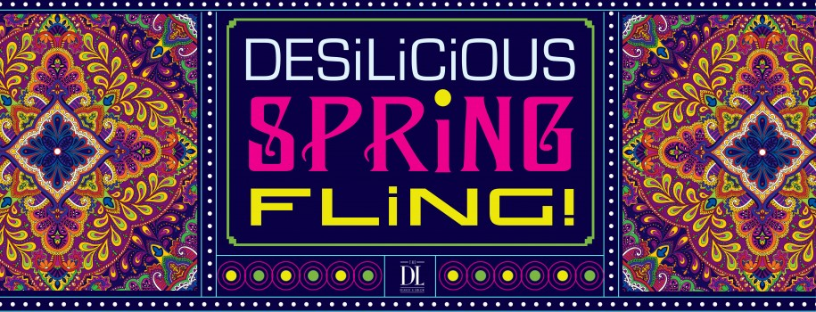 More Desilicious Coming Up on April 7th
