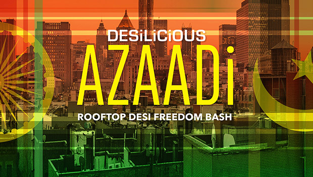 Get Your Desilicious Fix on August 18th