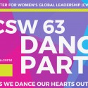 CSW 63 Dance Party on March 14th