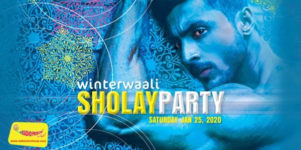 Winterwaali Sholay Party! January 25, 2020
