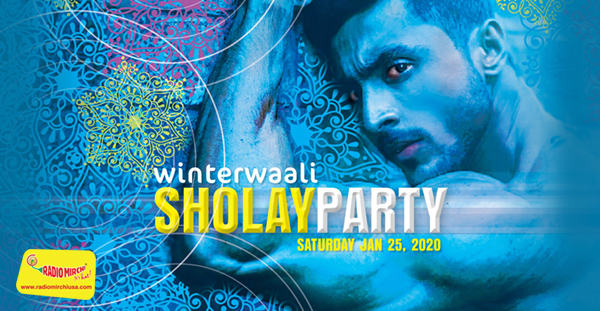 Winterwaali Sholay Party! January 25, 2020